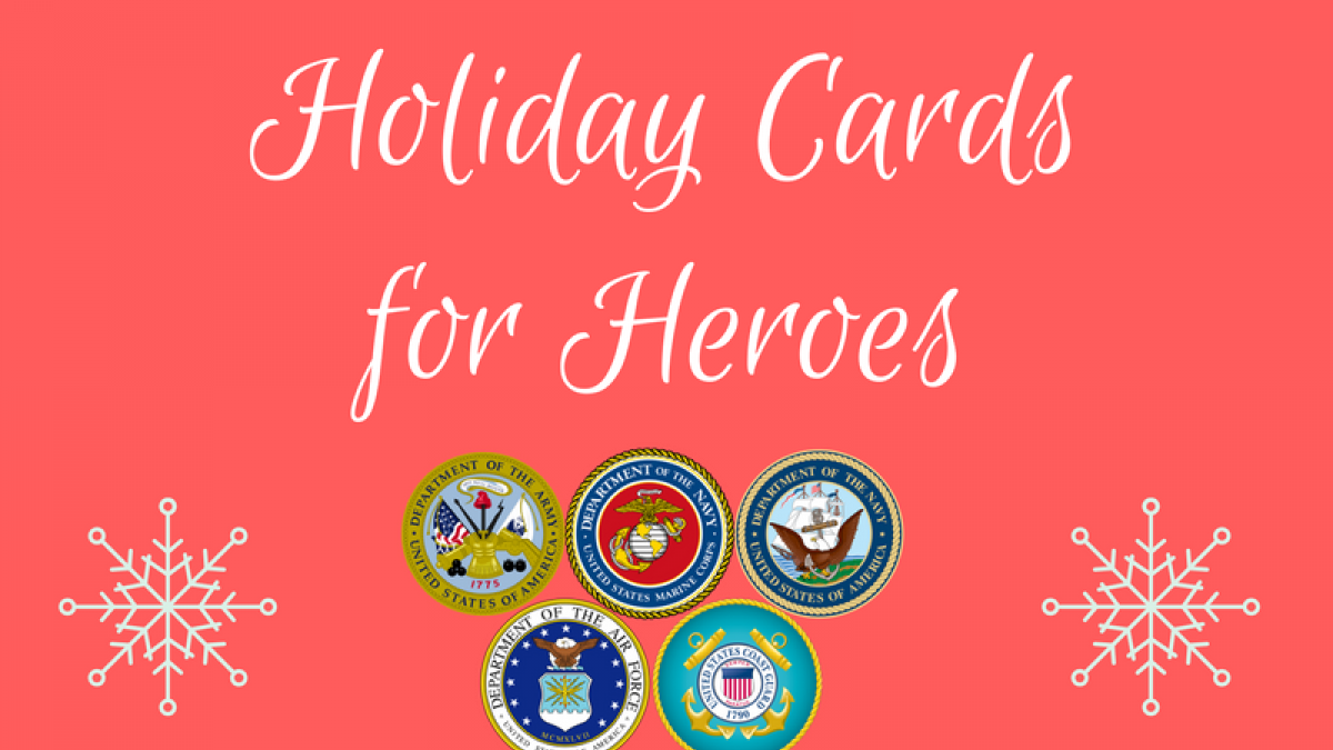 schneider announces holiday cards for heroes program - Holiday Cards 2017