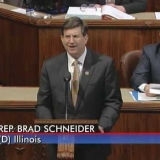 Rep. Schneider Discusses Need for Action to Reduce Gun Violence