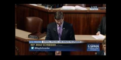 Rep. Schneider Opposes Reckless Repeal and Replace Plan